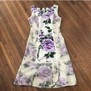 Anthropologie Snak dress floral